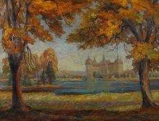Karl Hübschmann, Ansicht Moritzburg