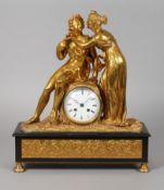 "Bronzependule ""Gillot a Paris"""