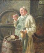 """Fritz WAGENER (1896-1939). """"Weinprobe"""""""