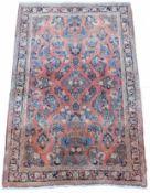"Saruk ""American Saruk"". Persian carpet. Iran, about 90 -110 years old."