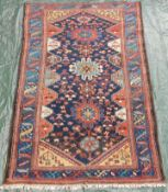 Karagös Persian carpet. Iran. Around 80 to 120 years old.