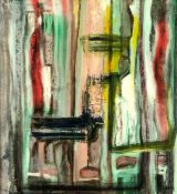 Herbert WEYL (1923 - 1998). Without title. 1991.