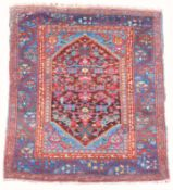 Kula carpet. West Anatolia. Turkey. Antique, around 200-300 years old.