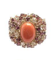 Cabochon-Ring,