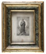 IMMACULATE CONCEPTION PRINT LATE 19TH CENTURY