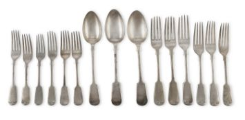 LOT OF MISCELLANEOUS CUTLERY UNITED KINGDOM 19TH CENTURY