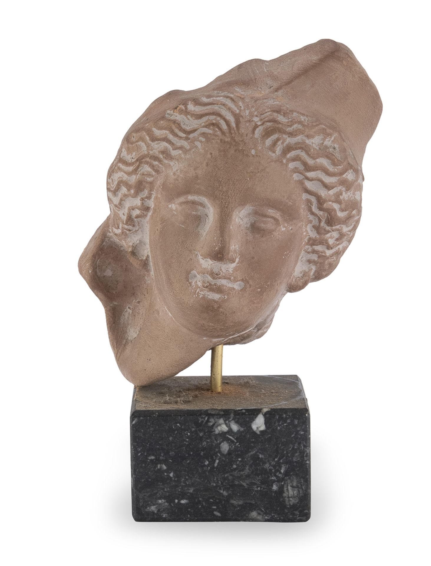 SMALL HEAD ETRUSCAN STYLE 20th CENTURY