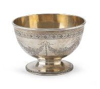 SILVER CUP ALEXANDER MACRAE LONDON 1871