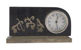 TABLE CLOCK 1950s