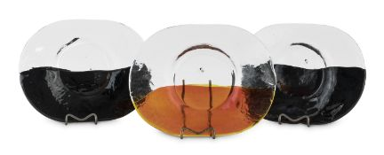 THREE DISHES BY AURELIANO TOSO 1970s