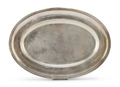TRAY IN SILVERPLATED ITALY