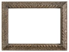 CARVED FRAME IN GILTWOOD 19TH CENTURY