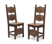 PAIR OF CHAIRS LATE 18th CENTURY
