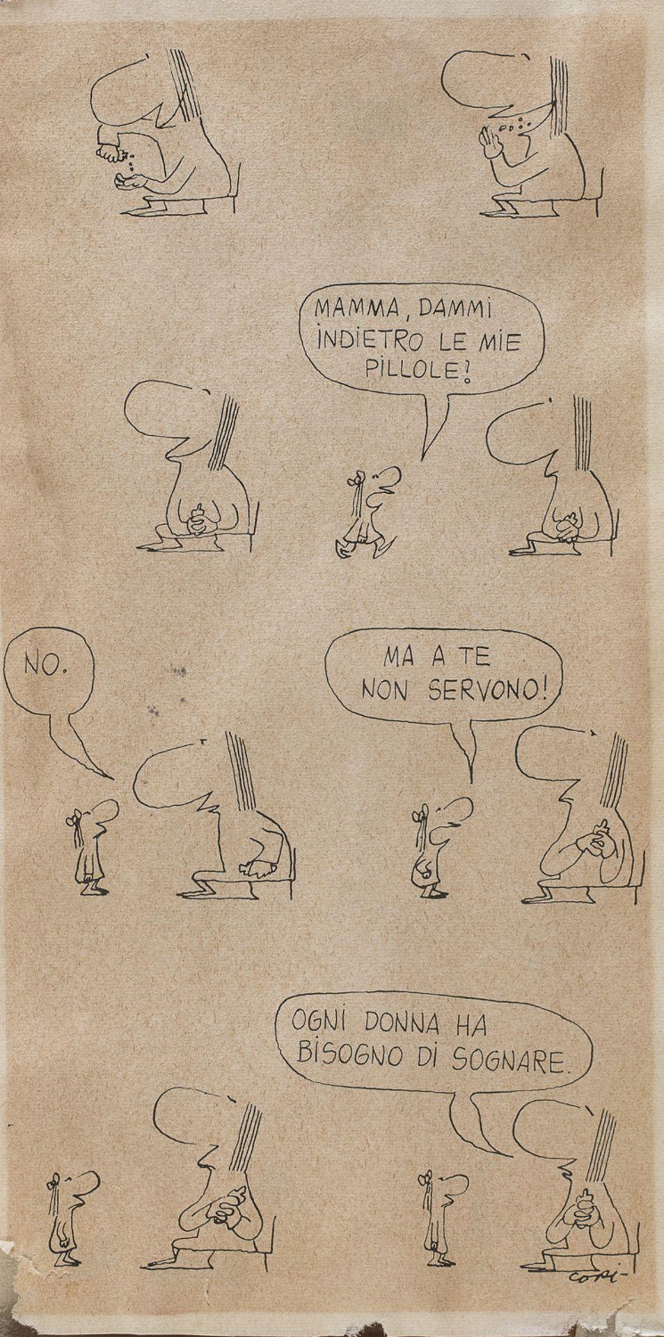 VIGNETTE BY RAUL DAMONTE BOTANA SAID COPI