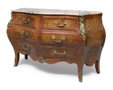 FRENCH COMMODE LOUIS XV STYLE 20TH CENTURY