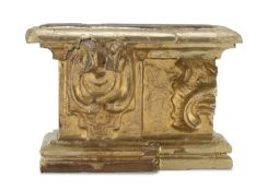 BASE IN GILTWOOD 19TH CENTURY