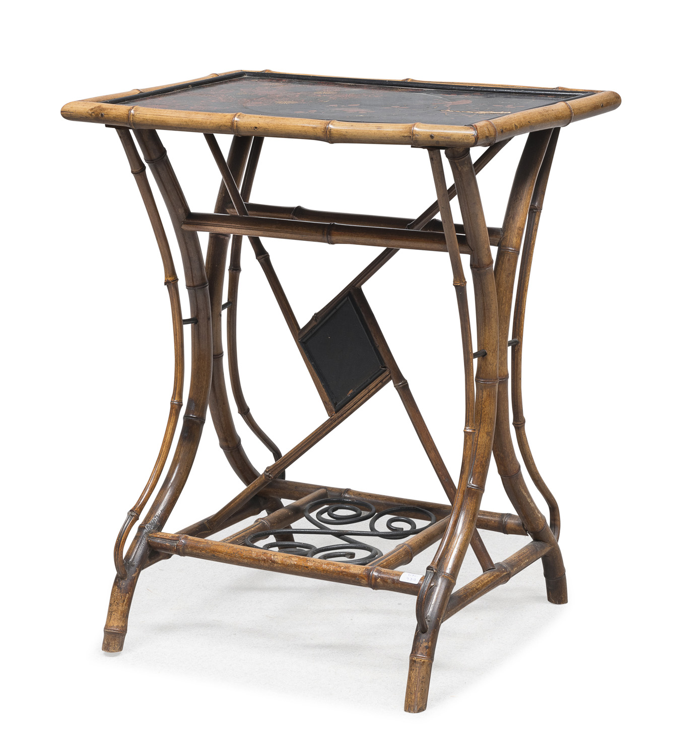 BAMBOO TABLE FRANCE 1920s