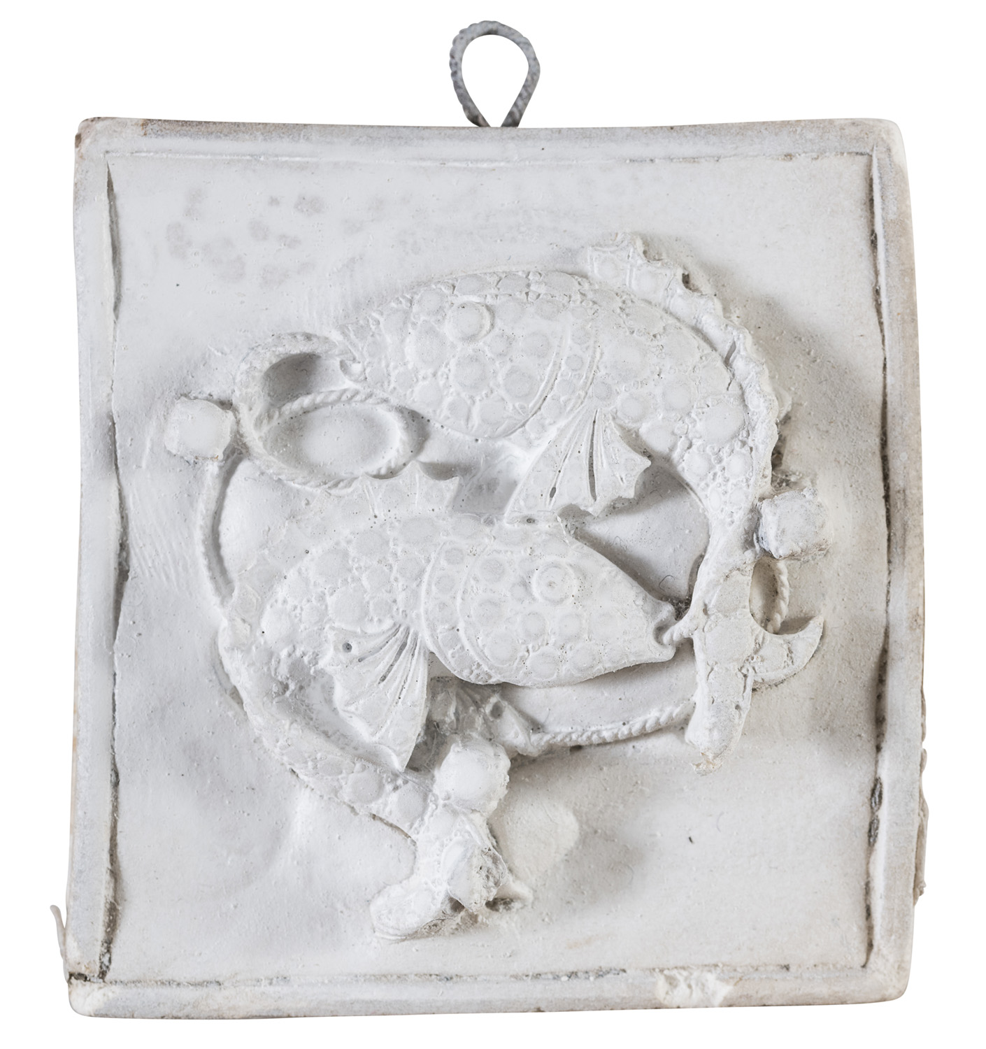 NINE MIXED MEDIA AND A MOLD BY CESARE ZANCOLLA 1960's - Image 2 of 2