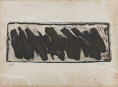SILKPRINT BY PIERRE SOULAGES