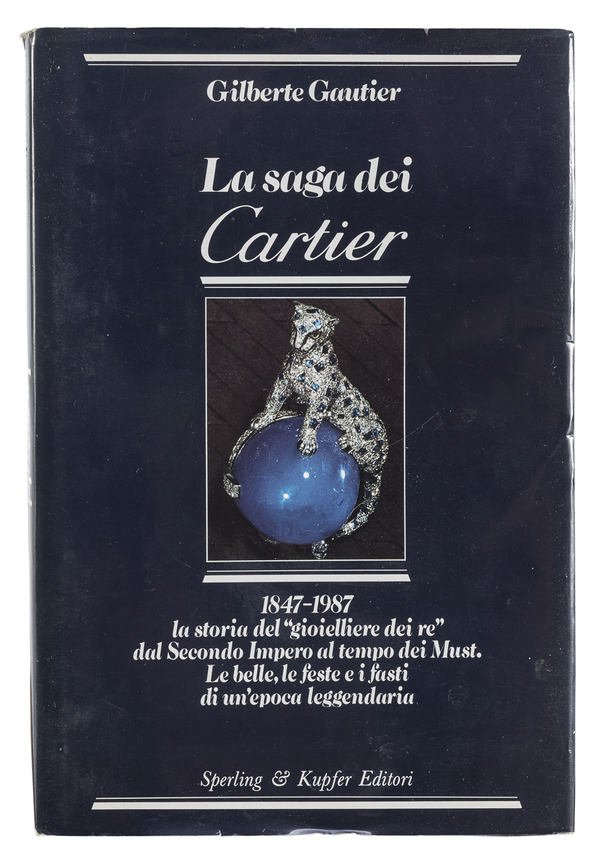 LA SAGA DEI CARTIER' BY GILBERTE GAUTIER