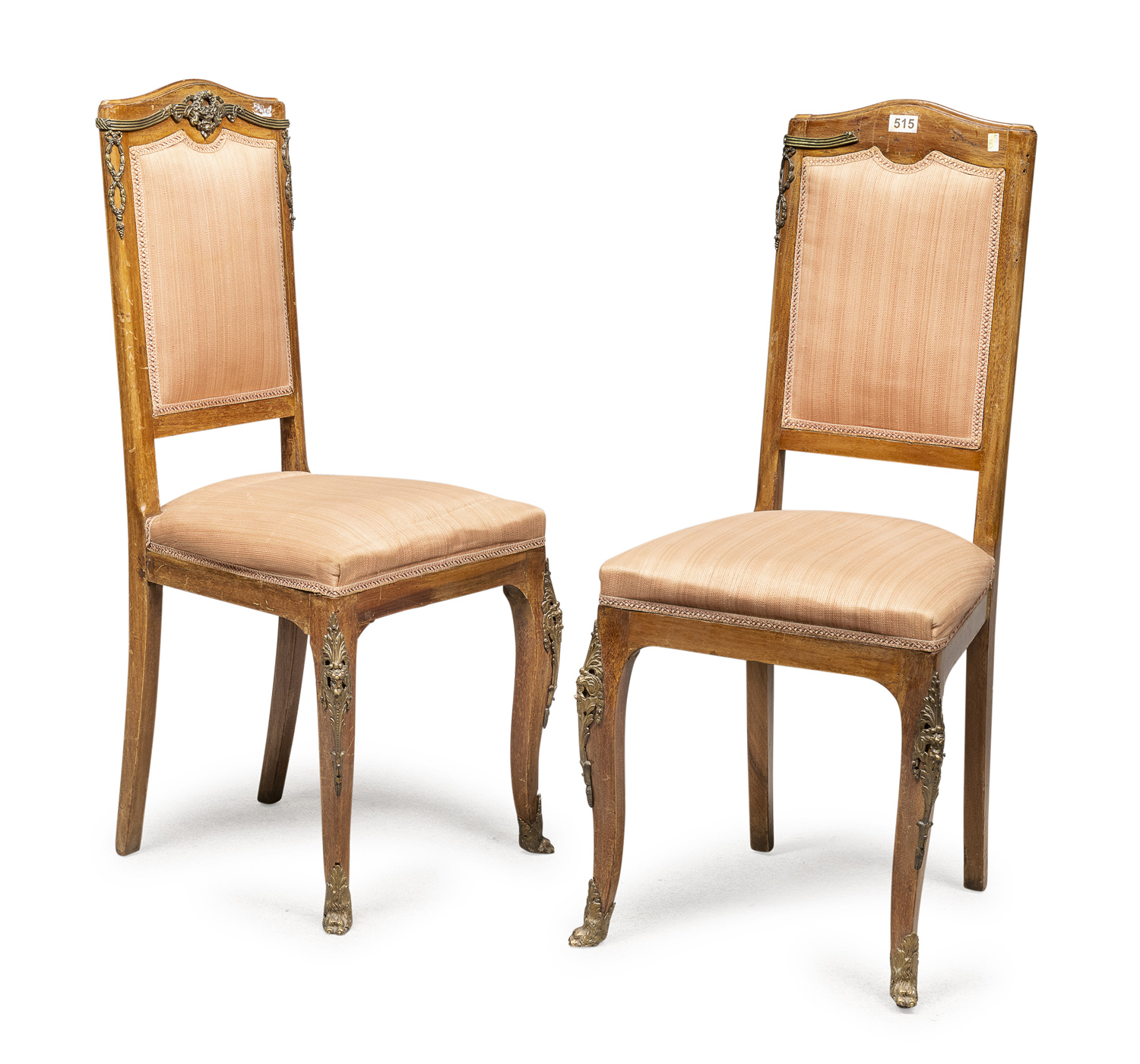 PAIR OF CHAIRS ca.1900