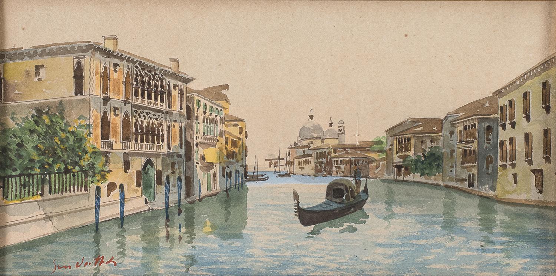 WATERCOLOR 20TH CENTURY