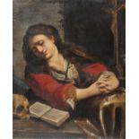 ITALIAN OIL PAINTING LATE 18th CENTURY