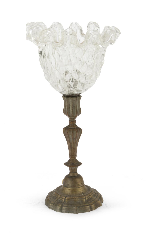 BRASS LAMP 20th CENTURY