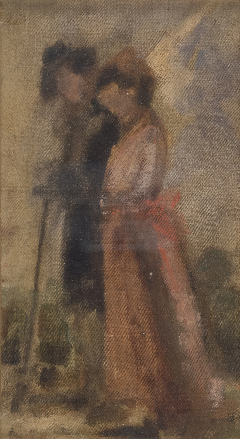 OIL PAINTING 20TH CENTURY