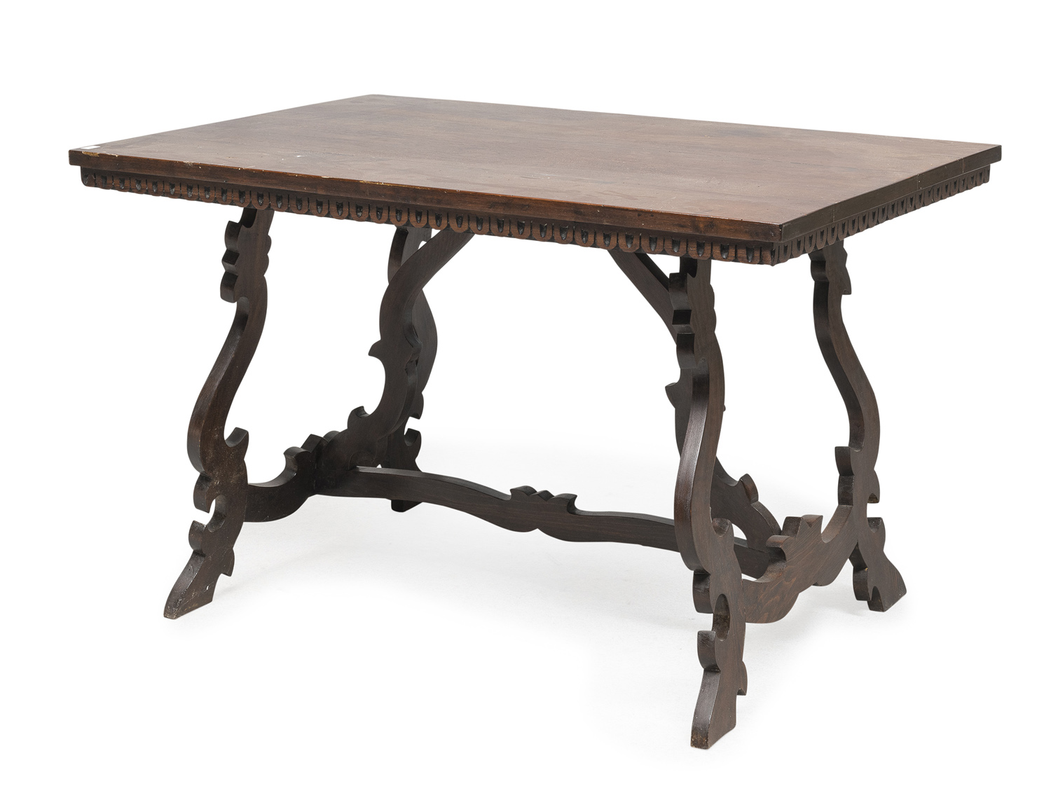 DROP-LEAF TABLE EIGHTEENTH CENTURY STYLE EARLY 20TH CENTURY