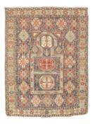 RARE BEAUTIFUL SHIRWAN SURAHANI RUG EARLY 20TH CENTURY