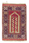 BELUCISTAN NOMADE RUG EARLY 20TH CENTURY