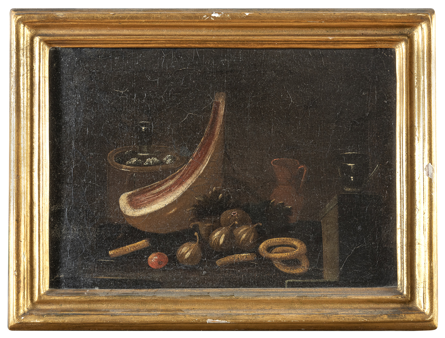 DUTCH OIL PAINTING 17th CENTURY - Image 2 of 2