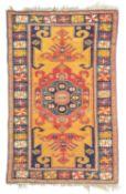 BEAUTIFUL CAUCASIAN LENORKAN CARPET EARLY 20TH CENTURY