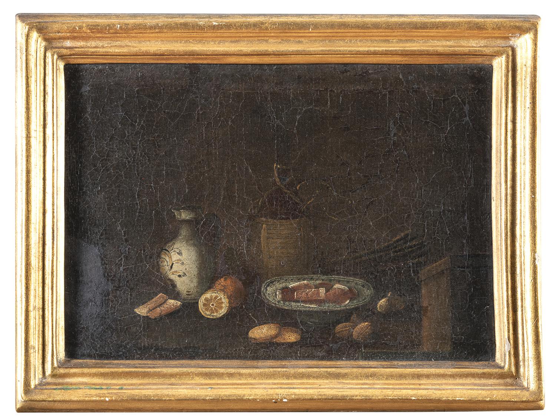 DUTCH OIL PAINTING 17th CENTURY