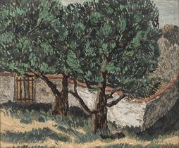 OIL PAINTING BY ARTURO MARTINI 1946