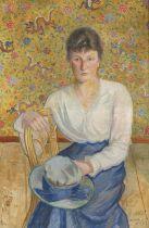 OIL PAINTING BY JAN VERSCHUEREN1918