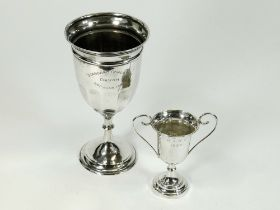 TROPHY CUPS.