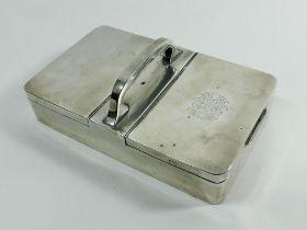 CIGARETTE BOX.