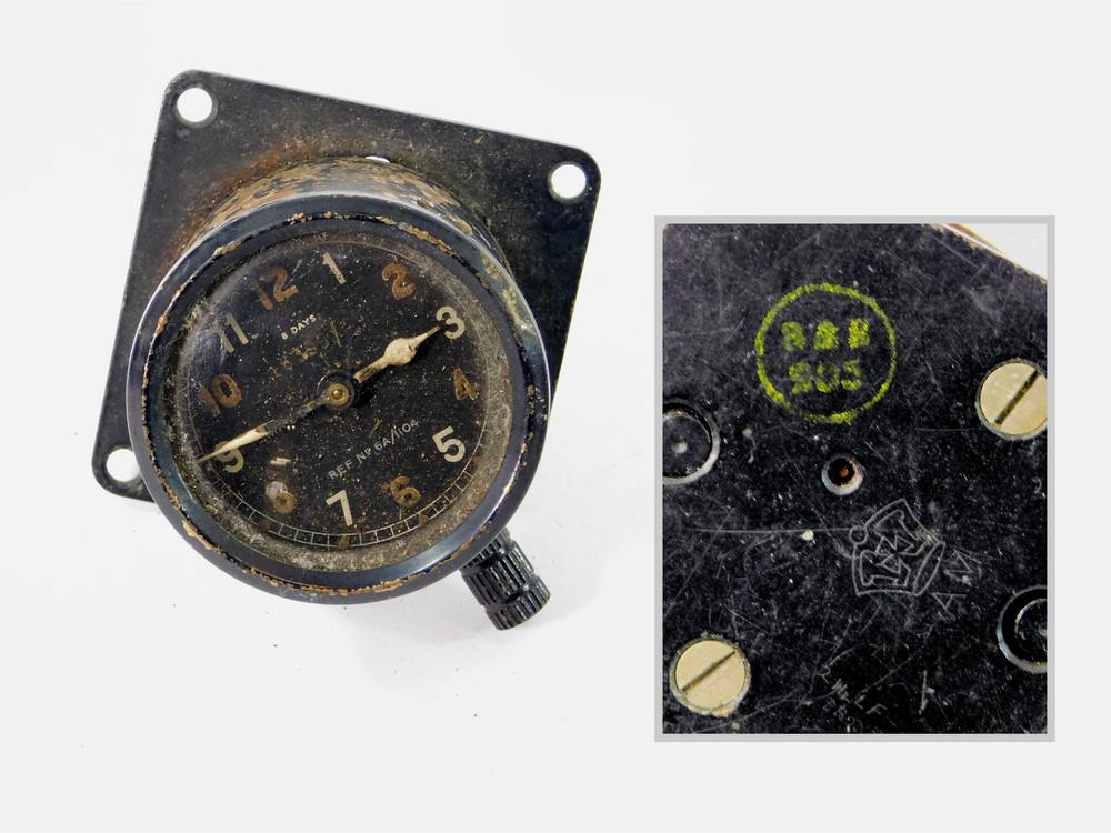 COCKPIT CLOCK ETC. - Image 2 of 2