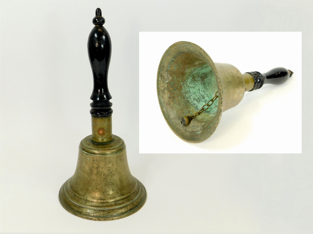 HAND BELL. - Image 2 of 2