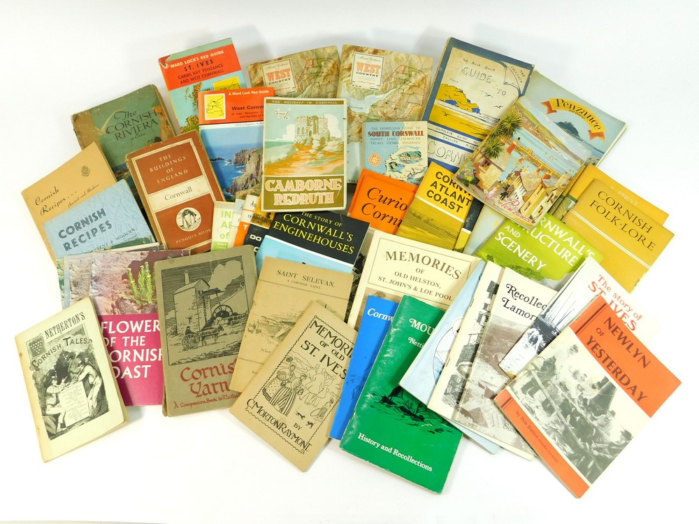 CORNISH BOOKS.