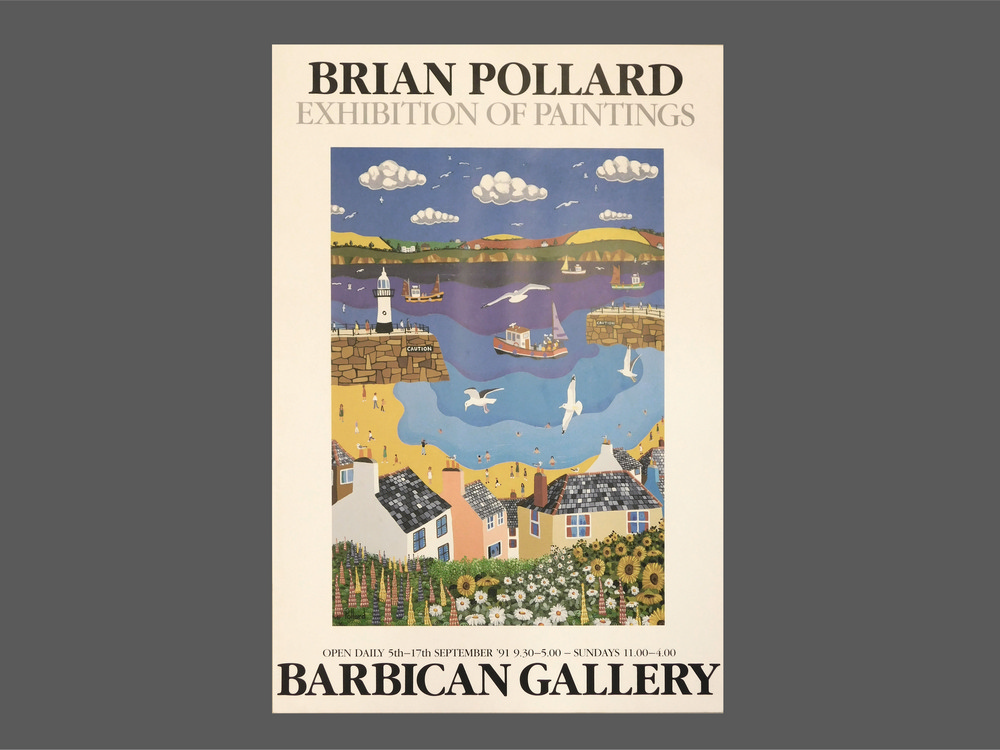 BRIAN POLLARD.