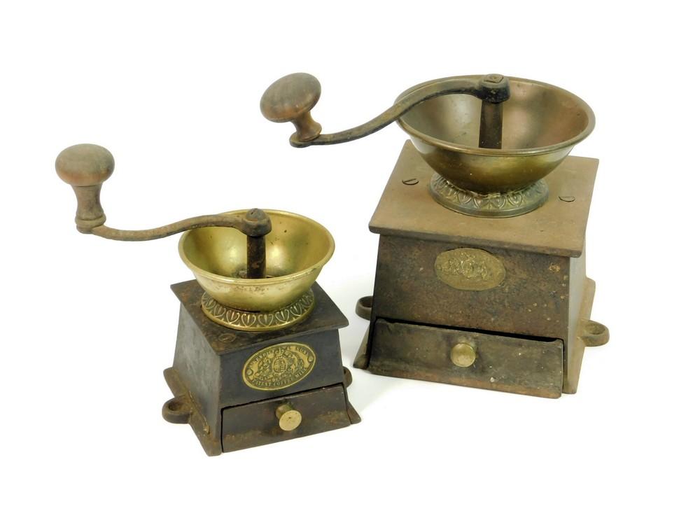 COFFEE GRINDERS.