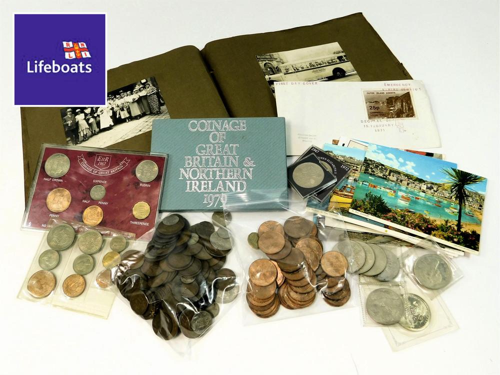 BRITISH COINS ETC.