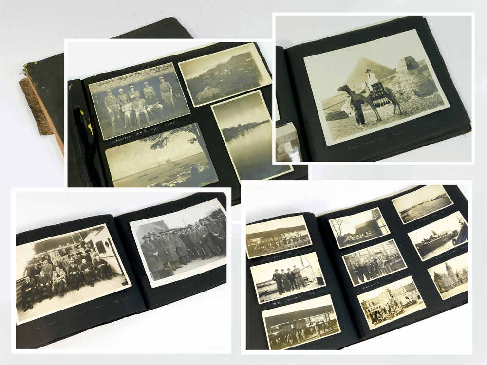 EARLY 20th CENTURY PHOTOGRAPHS.