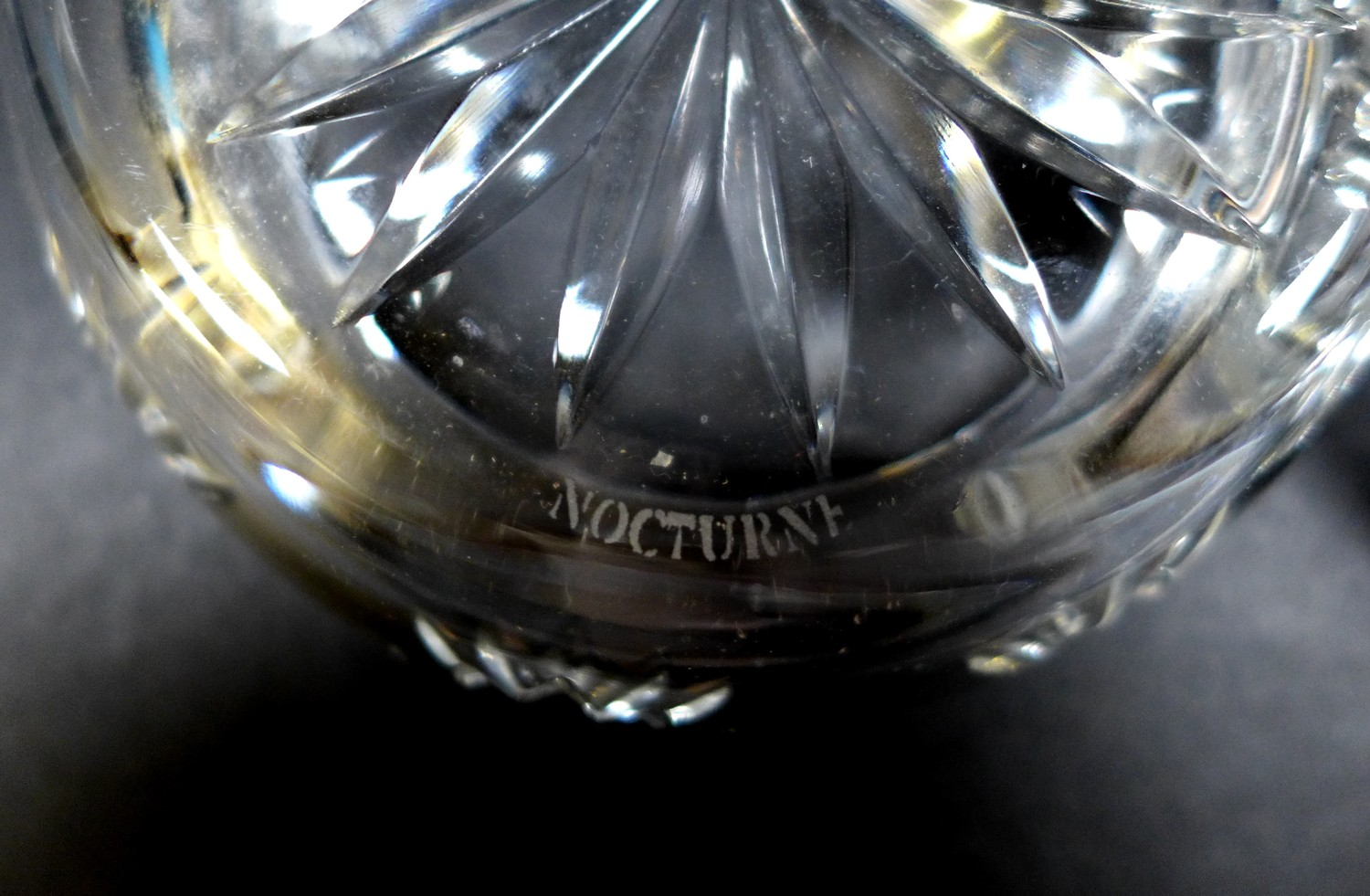 A collection of Waterford Crystal glass wares, including a shallow bowl, 26.5 by 7cm, pedestal bowl, - Image 7 of 12
