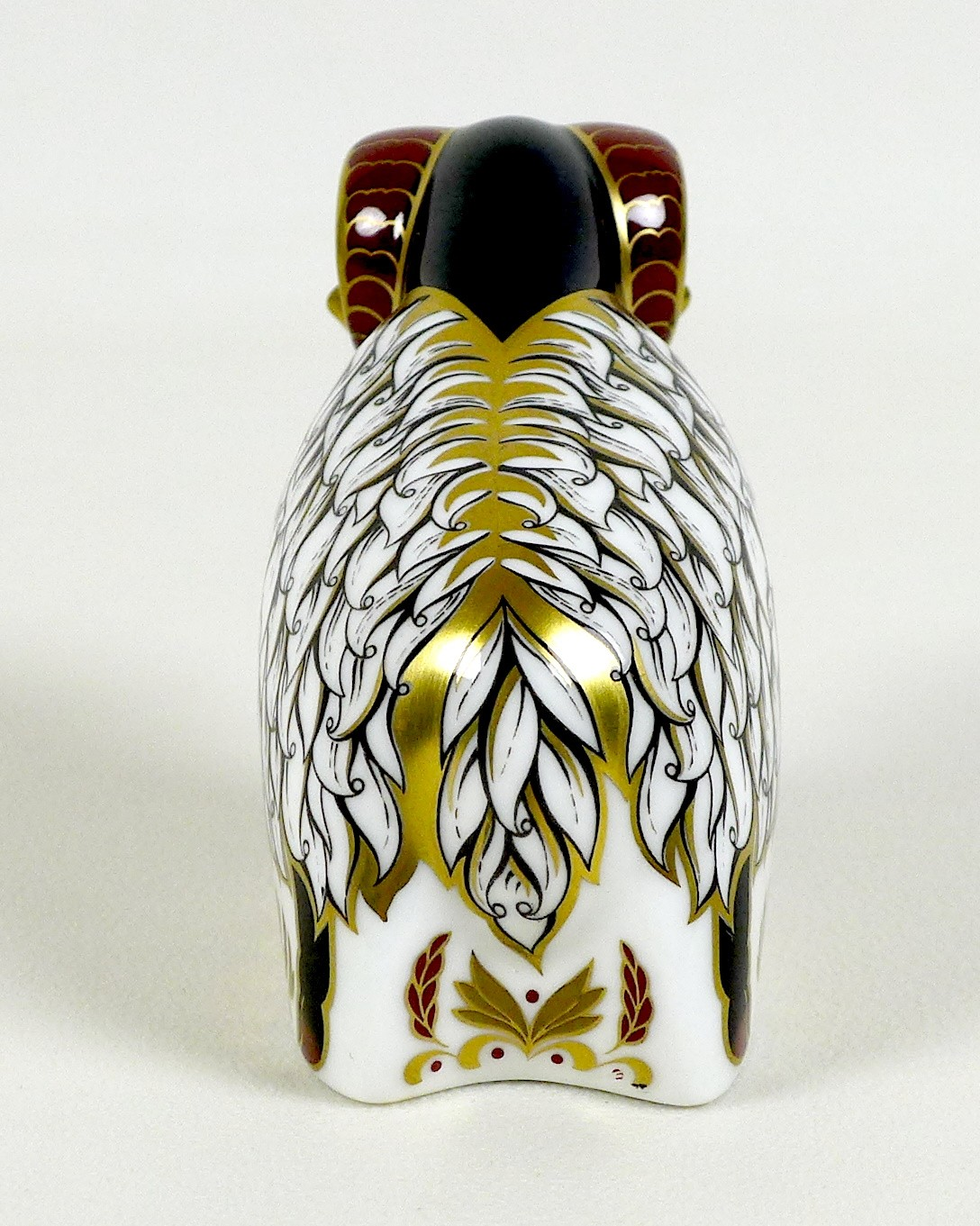 A football related Royal Crown Derby paperweight, modelled as 'Derby County Ram', one of a Exclusive - Image 5 of 8