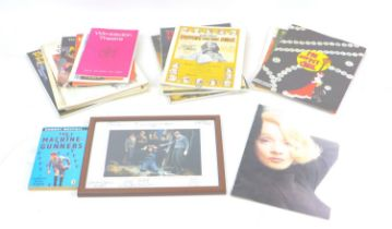 A group of 1960s and later theatrical and events programmes and general literature, including a