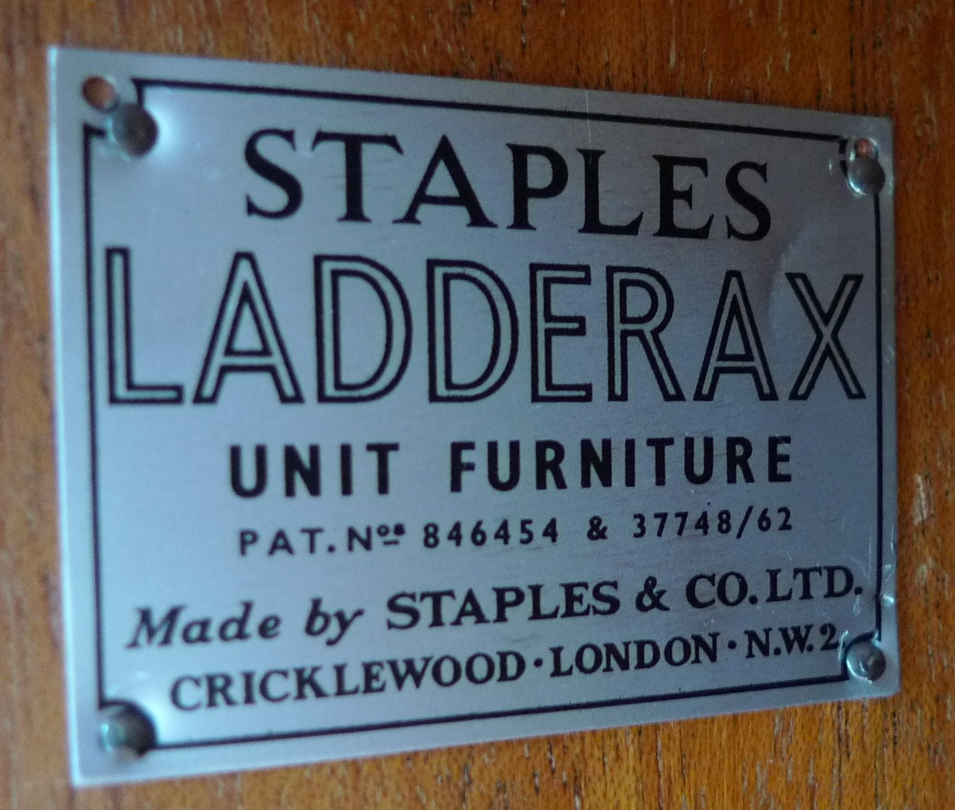 A set of Ladderax, Staples, adjustable shelving units, with four storage, desk and drawer units, - Image 2 of 3